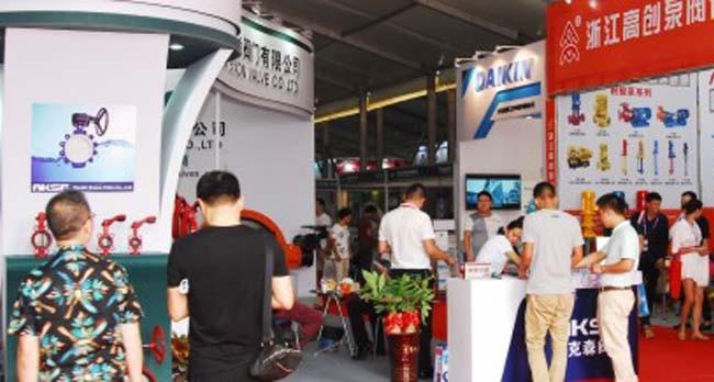 2017第十二届温州(金鹰)泵阀展览会